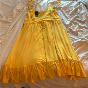 Yellow Sundress